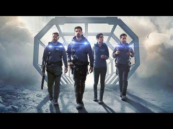 The Expanse Season 4 Official Trailer rus AlexFilm
