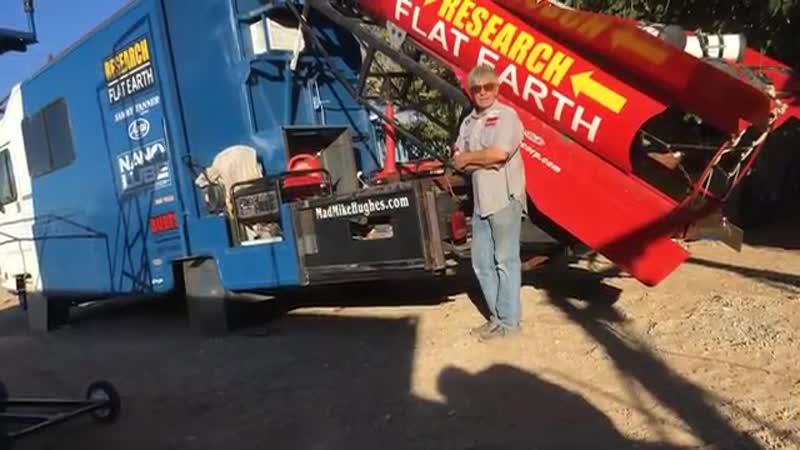 MAD MIKE Der weltbeste Hasardeur stirbt beim Testflug seiner selbstgebauten Rakete