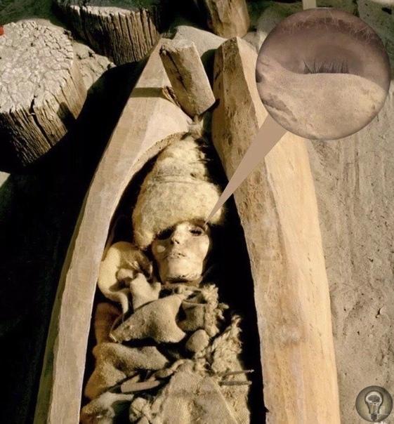 Во время раскопок в районе Таримской впадины в Западном Китае археологи обнаружили более 100 мумифицированных трупов, возраст которых более 2000 лет