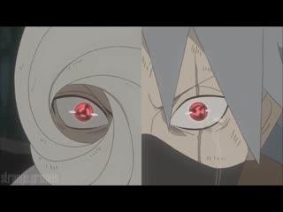 Naruto Shippuden | Obito Uchiha x Kakashi Hatake | Edit by