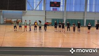 МФК Тишина-МФК Барселона Б-4:10 Обзор матча.