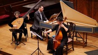 Beiliang Zhu plays Couperin: Première suite (Pièces de violes 1728)