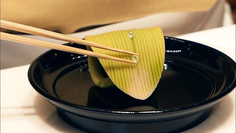JAPANESE CANDY ART Amazing WAGASHI Traditional Sweets Tokyo Japan