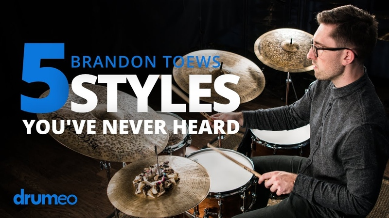 5 Drumming Styles You've (Probably) Never Heard