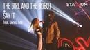 Röyksopp - The Girl And The Robot SayIt (feat. Jonna Lee) - Stadium Live 2017 Moscow