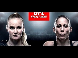 UFC Fight Night 156 - Shevchenko vs. Carmouche 2