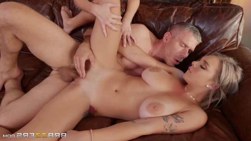 Huge Tits Fucking Dildo