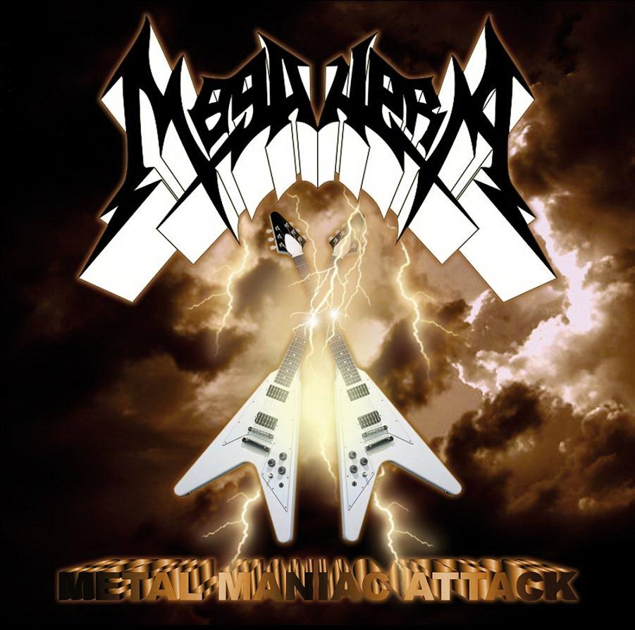 Megahera - Metal Maniac Attack