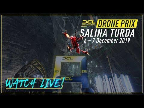 RACE DAY 1 – Drone Prix Salina Turda 2019 DCL19
