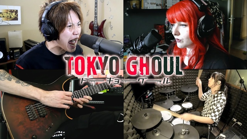 Unravel - Tokyo Ghoul (Opening) | Band Cover