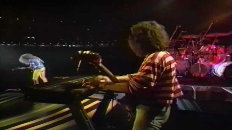 Van Halen Why Can't This Be Love Live In Tokyo Japan 1989
