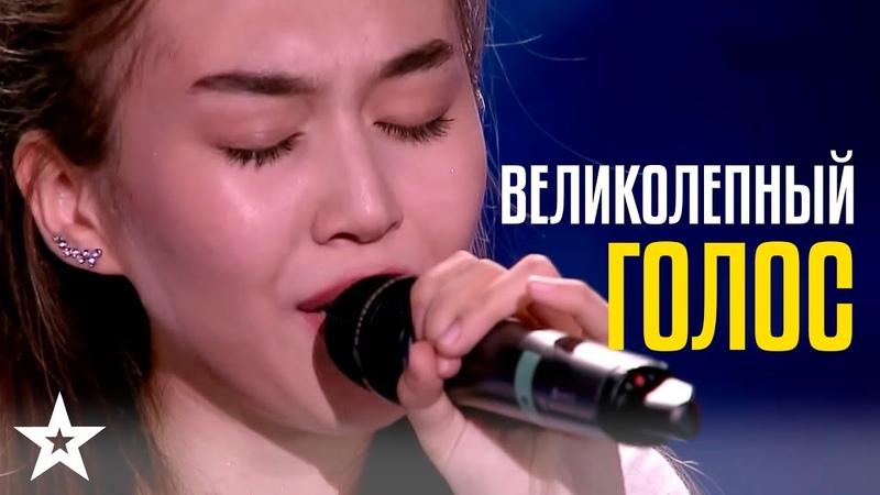 Такого голоса от нее не ожидал никто! Фарангиз Рахимбердиева из Узбекистана - Я пою так себе!
