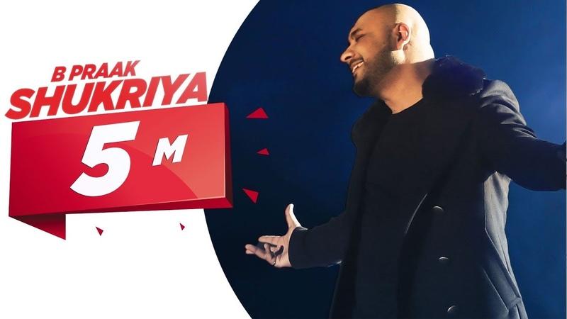 Shukriya Official Video Sufna B Praak Jaani Ammy Virk Tania Latest Punjabi Songs 2020