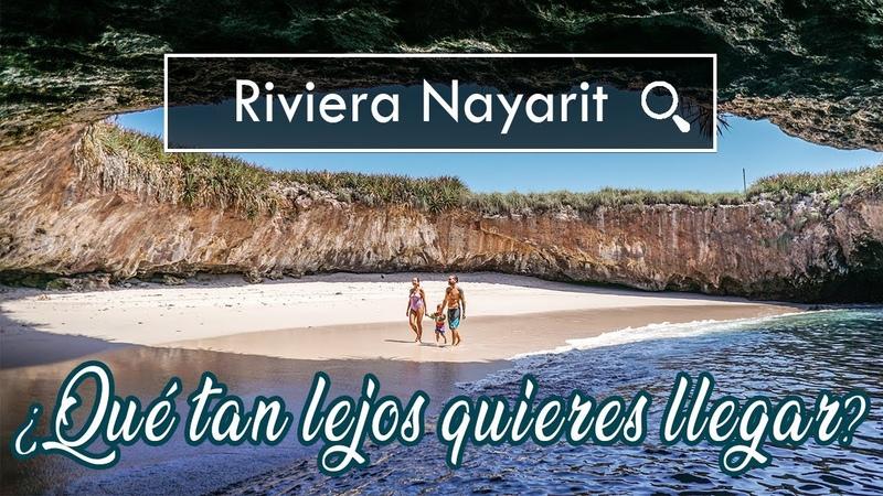 ¿Y tú ¿Qué tan lejos quieres llegar Riviera Nayarit Video Oficial