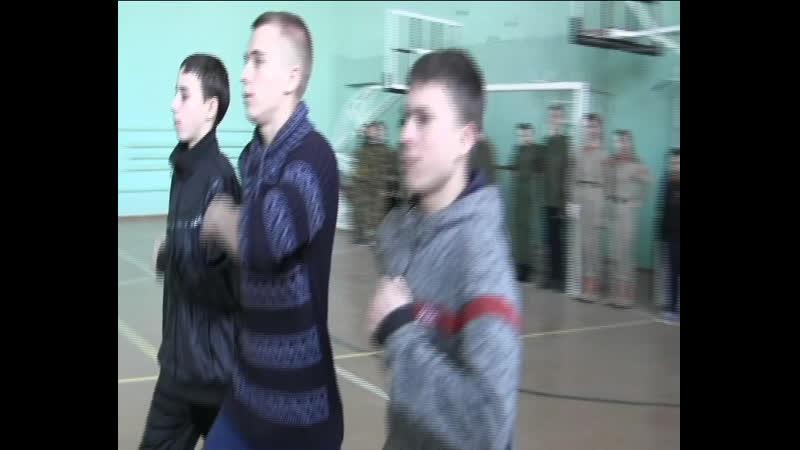ВПО им.О.Гришина. Тренировка 23.11.2019 года.