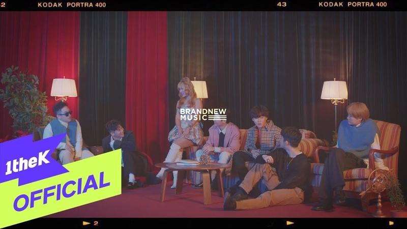 [TEASER] 범키, 양다일, 키비, 칸토, 키디비, 그리, 김윤호, 빈센트블루 _ LOOK GOOD