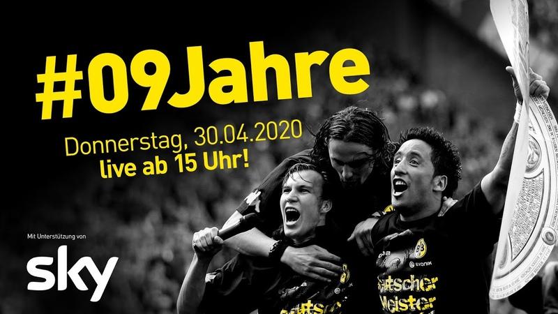 Live 09 Jahre Meisterschaft 2011 | BVB-Nürnberg im ReLive | Mit Klopp, Subotic, Großkreutz uvm.!