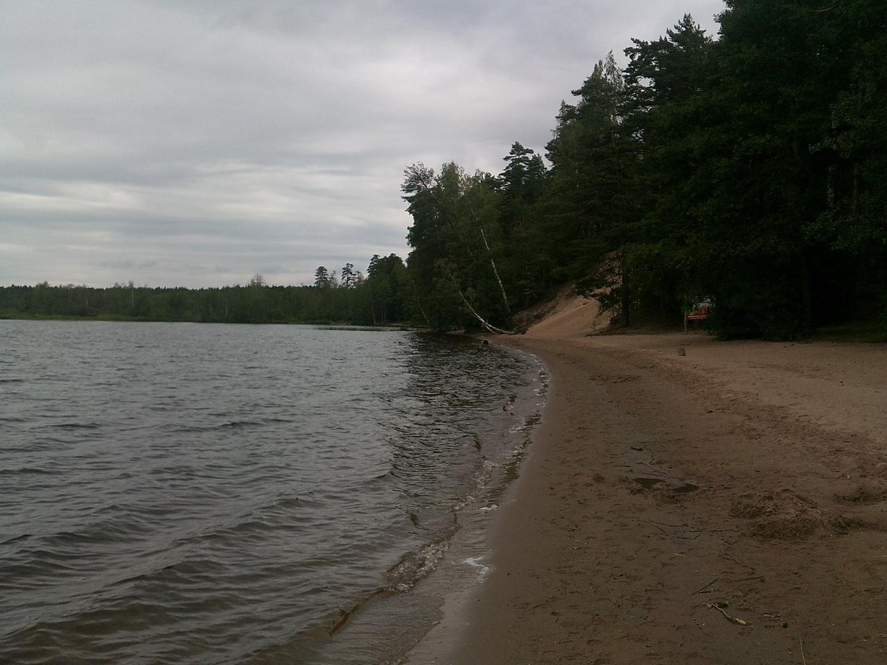 По Карельскому перешейку. Большое Симагинское озеро. Тропа Здоровья. Озеро Две Сестры.