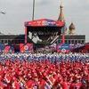 21 июля, концерт, красная площадь, День Бокса!