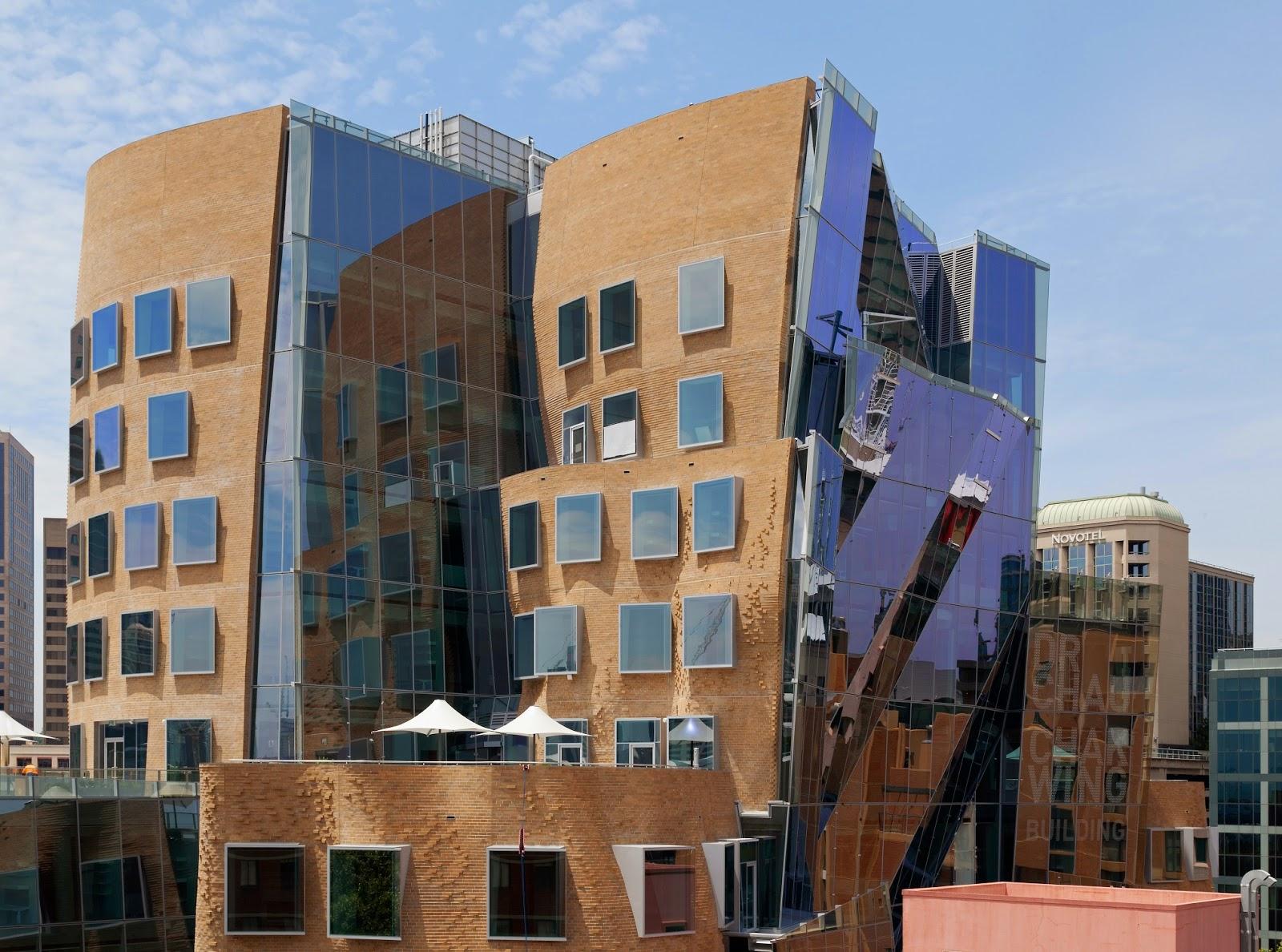 Фрэнк Гери реализовал свой первый объект на Австралийском континенте.