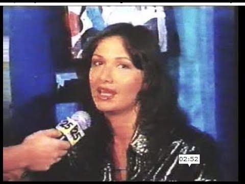Fã da WHIGFIELD pergunta a TALEESA quais são seus artistas favoritos (1998)