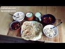 Южноиндийские досы - рисовые блины на закваске из мунг-дала