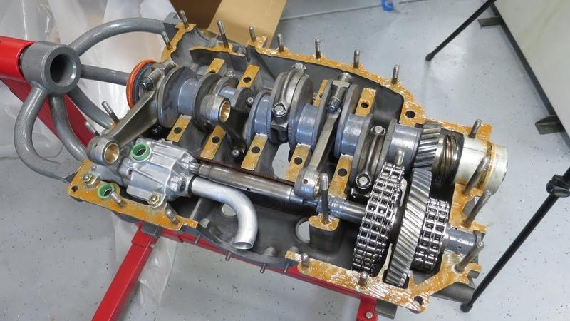 Engine Rebuild Part 1 Short Block 1969 Porsche 911T The Canary Files