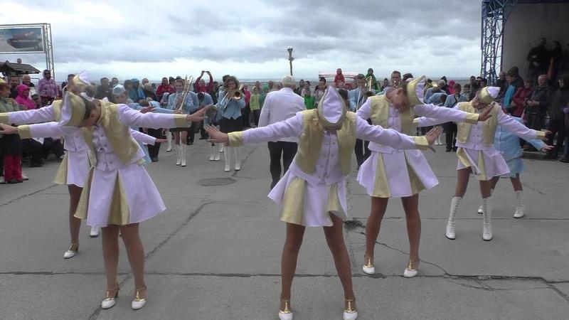 Grodziska Orkiestra Dęta w Helu 30 lipca 2015 część 2