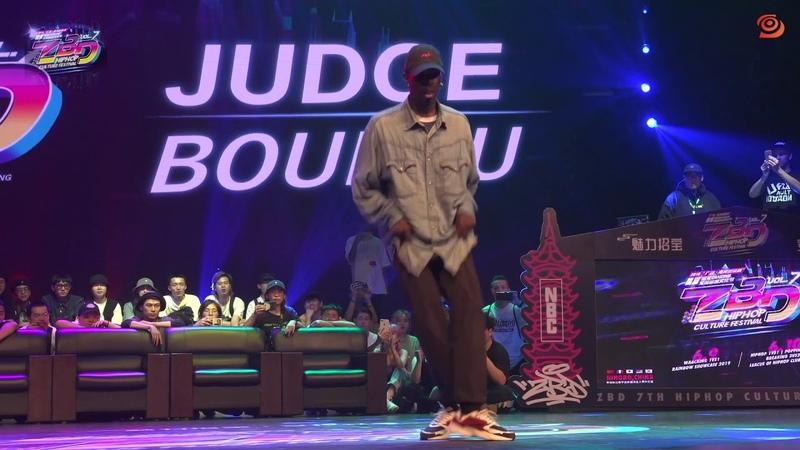 BOUBOO Judge Demo @ ZBD vol.7 LB-PIX