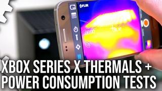 Xbox Series X: Анализ потребления энергии и тепловыделения - Насколько эффективен Некст-Ген?