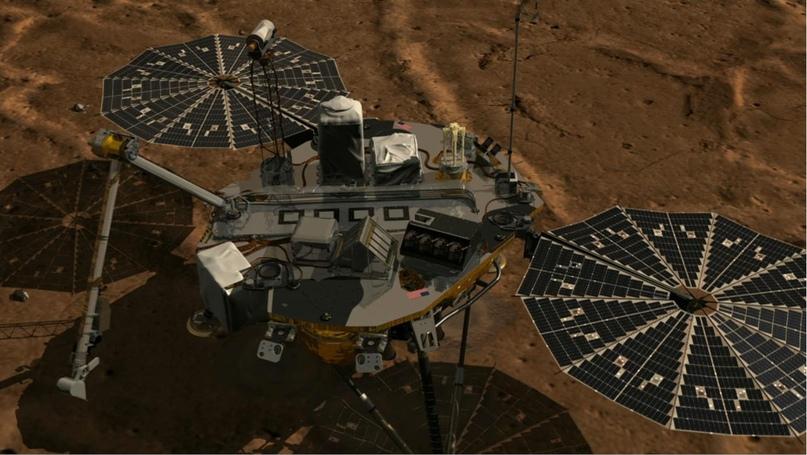 Марс — с небес на землю., изображение №12