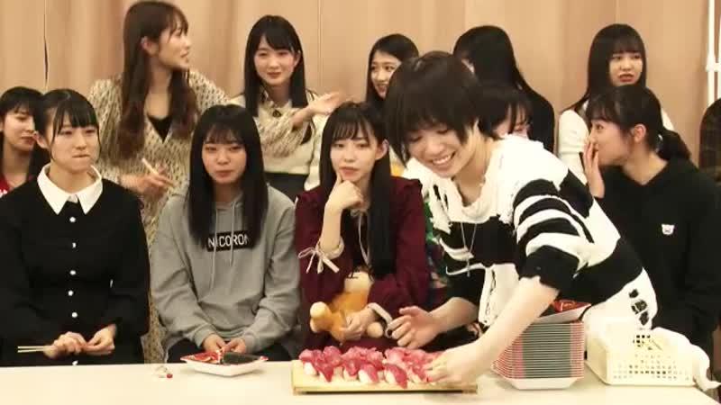 200202 NMB48 no Shabekuri Hour 155 Maguro Kaitai Show Tokubetsu Haishin