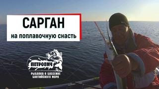 Большой улов VLOG: Сарган! Долгожданная рыбалка. Май 2020.