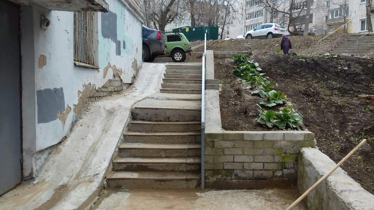 Субботник улица Советская дом 29