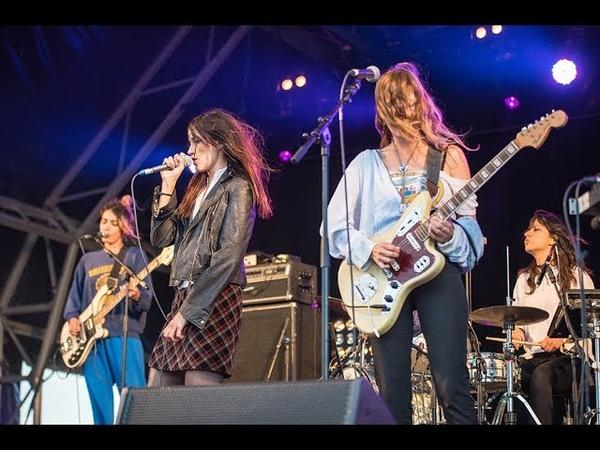 Warpaint Live At Best Kept Secret Festival 2018