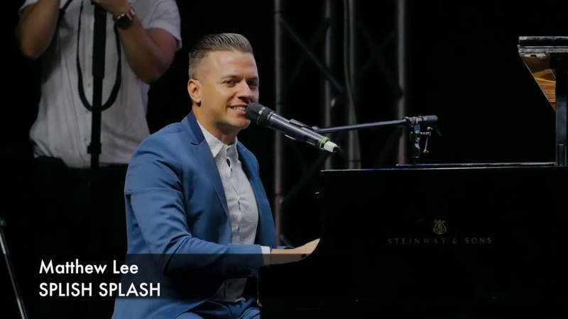 Matthew Lee plays SPLISH SPLASH (Live in RUSSIA Belgorod Riviera Resort 2019)