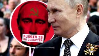 Попытка Путина возродить СССР ставит жирный крест на России
