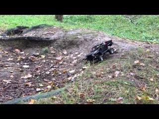 Jeep Comanche forest ride от Jackson