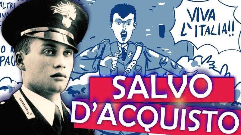 L'eroico Carabiniere napoletano che si sacrificò per 22 civili Salvo D'Acquisto