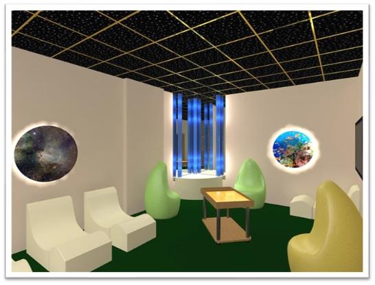 Комната отдыха «PERFICE TE», изображение №3