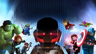 Лего Марвел Мстители 4 часть Железный Человек и Кэп Против Тор