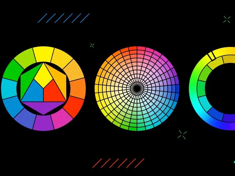 Цветовой круг Иттена и его влияние на тест Люшера.