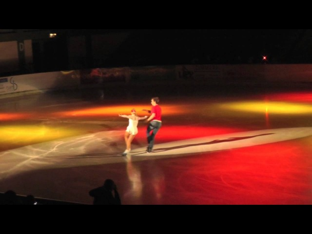 Musicals on Ice Oberstdorf 2013 West Side Story - Annabelle Prölss Ruben Blommaert