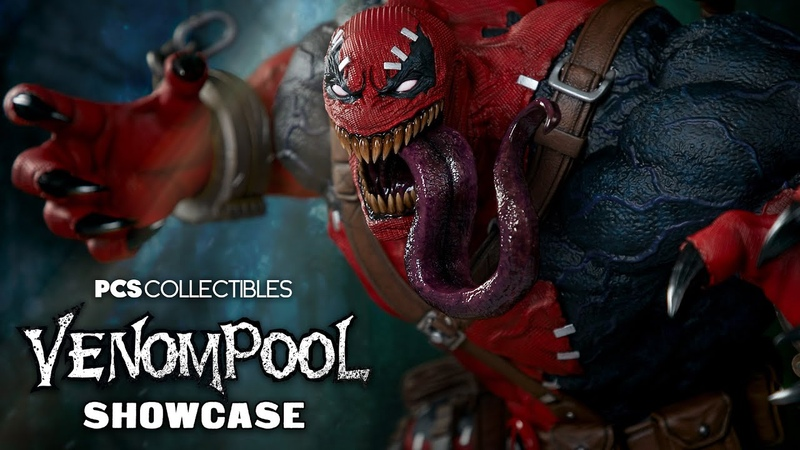 Venompool Statue by PCS Showcase