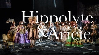 HIPPOLYTE ET ARICIE Rameau – Nationaltheater Mannheim