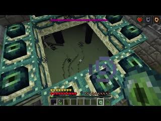 MrLololoshka (Роман Фильченков) КАК СМОТРЕТЬ ЧЕРЕЗ ПОРТАЛ В МАЙНКРАФТ! Обзор мода Minecraft Better Portals