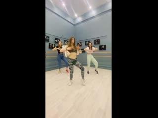 Hip-Hop Femme & Jazz-Funk в DHS Полина Панова