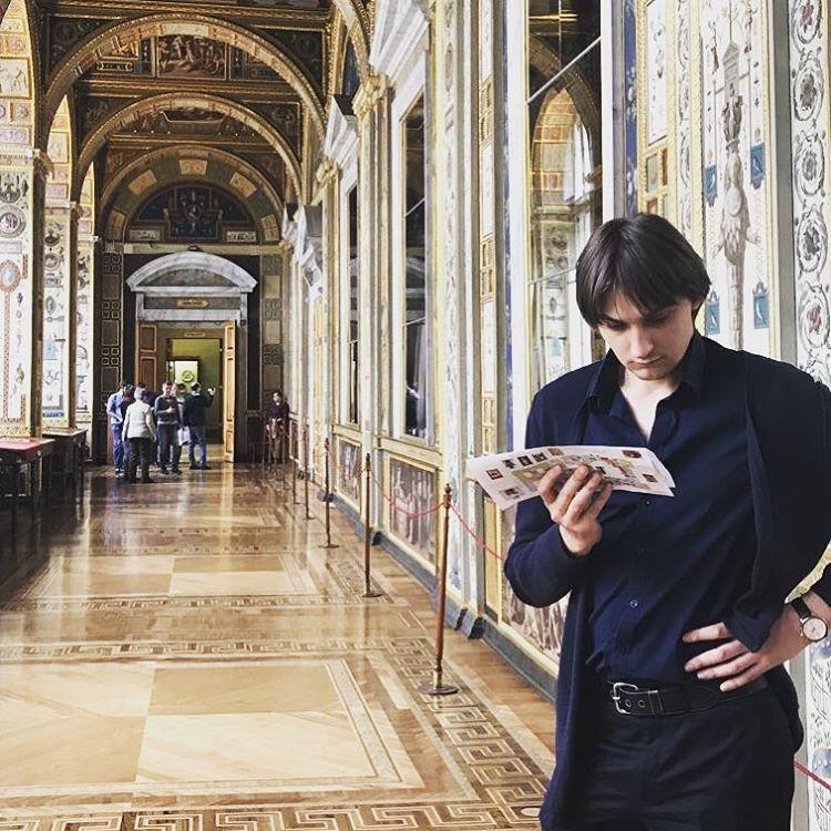 Данил Гаврилов | Москва