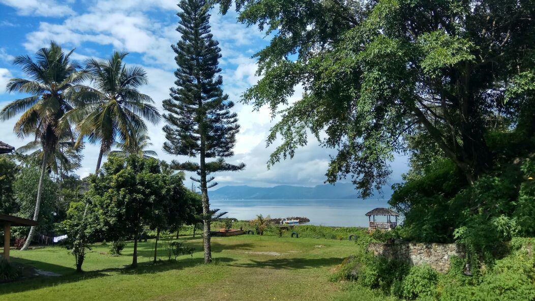 озеро тоба северная суматра индонезия