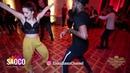 Yvi Egotrip and Sabina Duvelek Salsa Dancing at Vienna Salsa Congress 2018, Saturday 08.12.2018